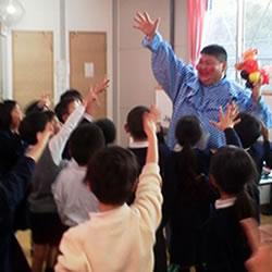 学童保育所訪問